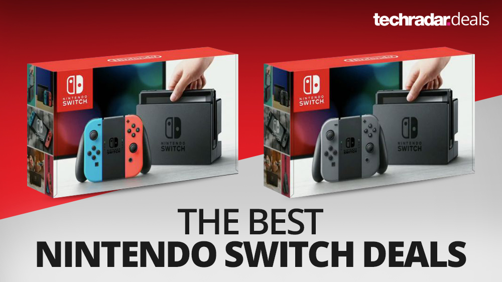 The Best Nintendo Switch Prices Bundles And Deals In October 2018 Ayudame Computer Technology Llc